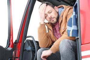 Hartford truck accident lawyer driver fatigue